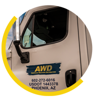 Side Truck Circle - American Western Distribution